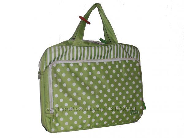 Стильная сумка для ноутбука.