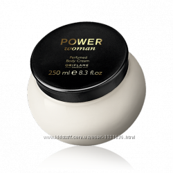 Парфюмированный крем для тела Power Woman