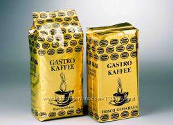Австрийский кофе Alvorada Gastro, Wiener, Brasil, Bon Aroma  зерно и молоты