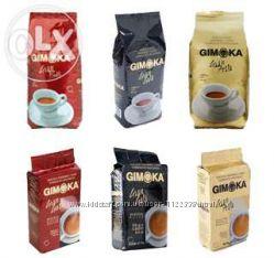 Акция Кофе натуральный в зернах GIMOKA Италия
