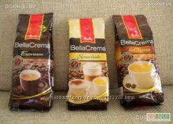 Кофе Melitta 1 кг зерно 100 арабика. Оригинал
