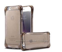 Силиконовый ударостойкий чехол для iphone айфона 4 4s 5 5s se  6 6s 6plus