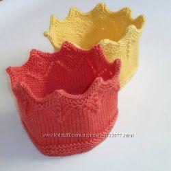 Повязка-корона для девочки