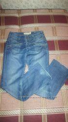 Продам брюки джинсовые женские R. MARKS