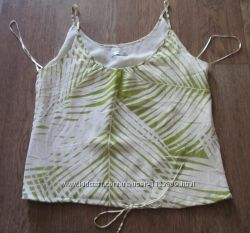 Топ блуза майка женская шёлк Planet 12