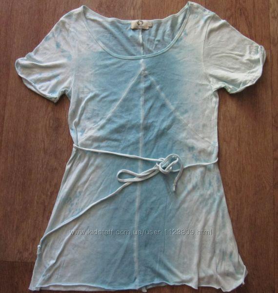 Футболка блузка поло женская