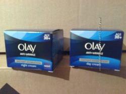Olay Anti Wrinkle крем дневной мгновенное увлажнение .