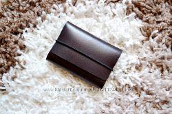 Кожаный кошелек Minimalist
