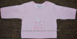 Продам новый розовый джемпер ТМ Early Days на девочку 0-3 мес