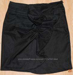 Продам бу юбку для школы Украина чёрного цвета