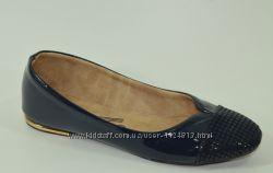 балетки туфли лаковые женские