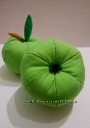 Яблочки. ручная робота