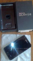 Samsung Galaxy S2 с коробкой и документами