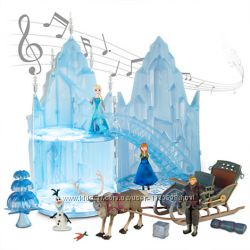 Frozen музыкальный замок Эльзы