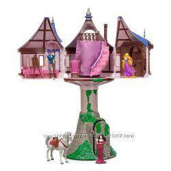 Кукольный домик башня Рапунцель