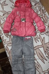 Зимова куртка і комбінезон Boom