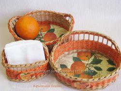 Комплект для кухни Апельсин