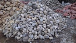 Природный камень для прудов и альпийских горок