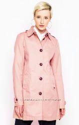 Тренч - плащ ASOS розовый