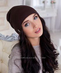 Яркие и стильные, спортивные шапочки. 10 цветов