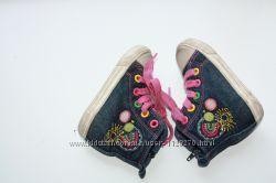 Кедики джинсовые на маленькую принцессу ф. Некст р-3