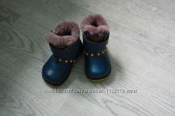 Зимние сапожки ф. Шалунишка р-21 в отличном состоянии