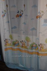 Тюль SATI MICKEY для детской