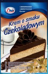 Крем для торта Emix, Польша, в ассортименте