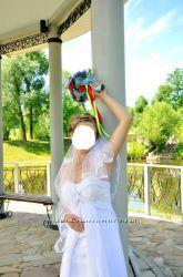 оригінальне весільне плаття
