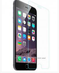 Защитное противоударное стекло iPhone 6 и 6 PLUS