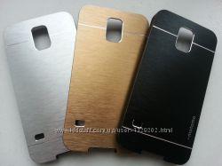 3 Чехла Motomo на Samsung Galaxy S5