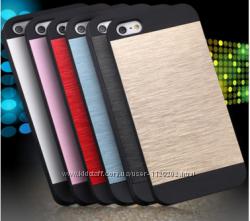 Защитный чехол Motomo для Iphone 5 5S 5С