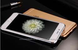 Силиконовый чехлы с ободами iphone 6 6S 6 Plus