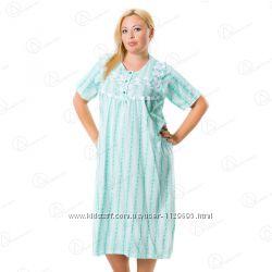Ночные рубашки больших размеров