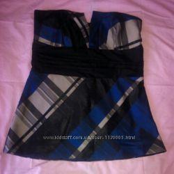 Яркая блуза-корсет от  DanHen Польща