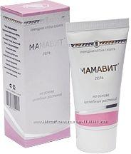 Мамавит гель Арго мастопатия, киста, растяжки, восстановление груди