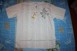 Мужские рубашки 100 хлопок