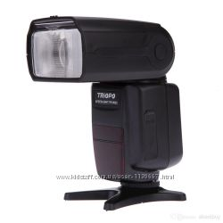 TTL вспышка для Nikon Canon TRIOPO TR-982II с HSS master