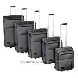 Сет из 5-ти чемоданов Firetrap Soft дорожная сумка, чемодан комплект из 5