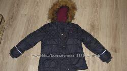 Куртка на девочку термо