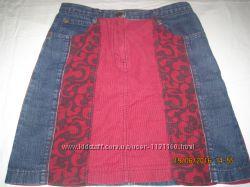 Юбка джинсовая для девочки George