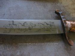Сувенірна холодна зброя. Японський Самурайський меч.