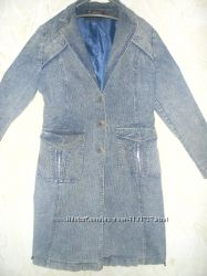 Продам женский джинсовый кардиган 48-50 размера
