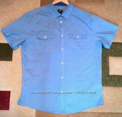 Рубашка H&M  хлопок