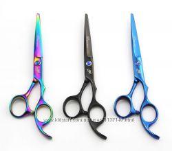Ножницы для стрижки волос.