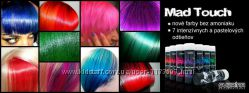 Безаммиачная краска для волос Subrina Professional Mad Touch