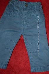 продам джинсы George на 6-9мес, 100коттон