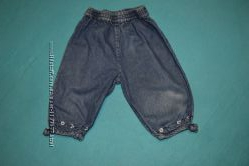 продам джинсики George на 9-12мес