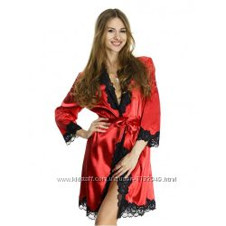 Жіночі халатики Serenade, різні кольори