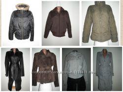 Пальто, кардиган, куртки, плащи натуральная кожа, кашемир 46-50р, дешево.